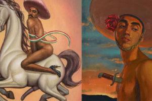 Fabián Cháirez ¿Qué intenta expresar con su trabajo artístico?