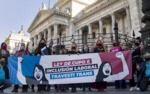 Transistemas: una organización que contribuye con la inserción laboral de personas trans y no binaries.