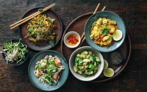 Última tendencia en comida japonesa