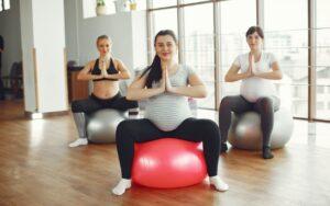 Beneficios de realizar deporte durante el embarazo.