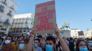 España: el asesinato de Samuel un joven de 24 años