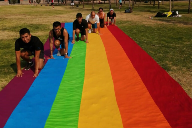 bandera del orgullo