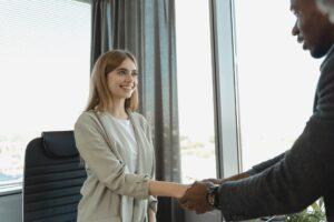¿Cómo dar una buena impresión en una entrevista de trabajo?