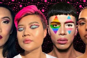 Top 3 tutoriales de maquillaje para el Mes del Orgullo